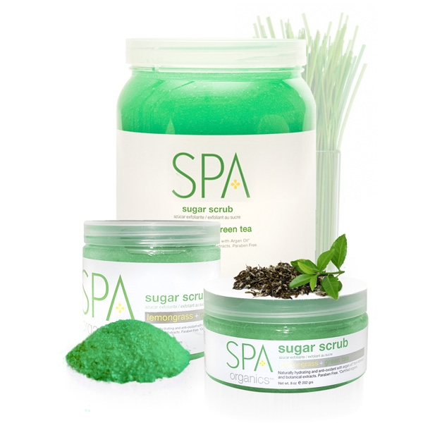 BCL SPA Lemongrass + Green Tea