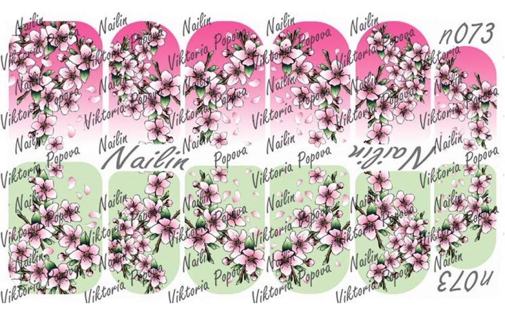 Nailin Wrap design 073