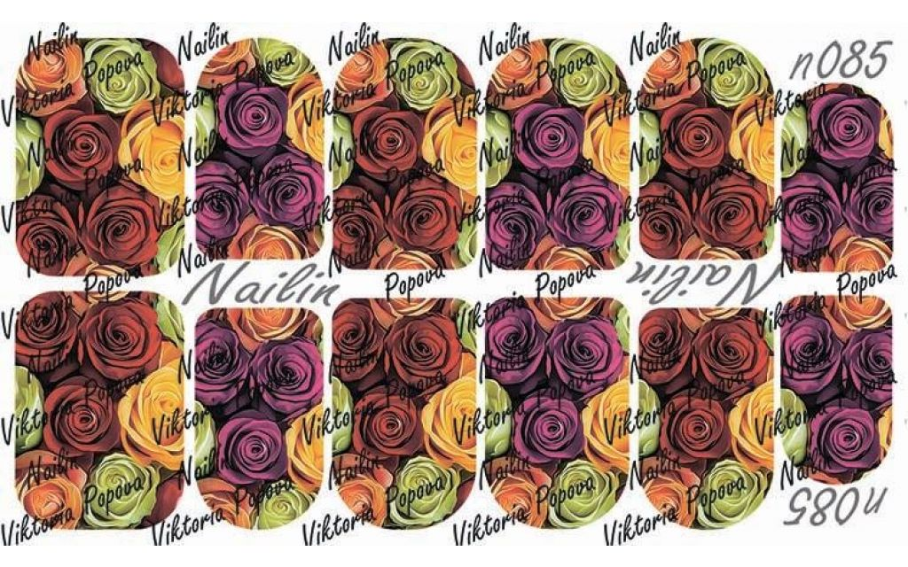 Nailin Wrap design 085