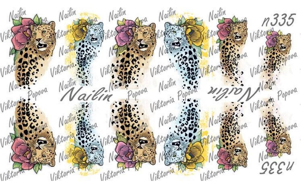 Nailin Wrap design 335