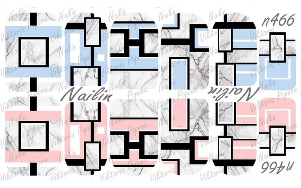 Nailin Wrap design 466