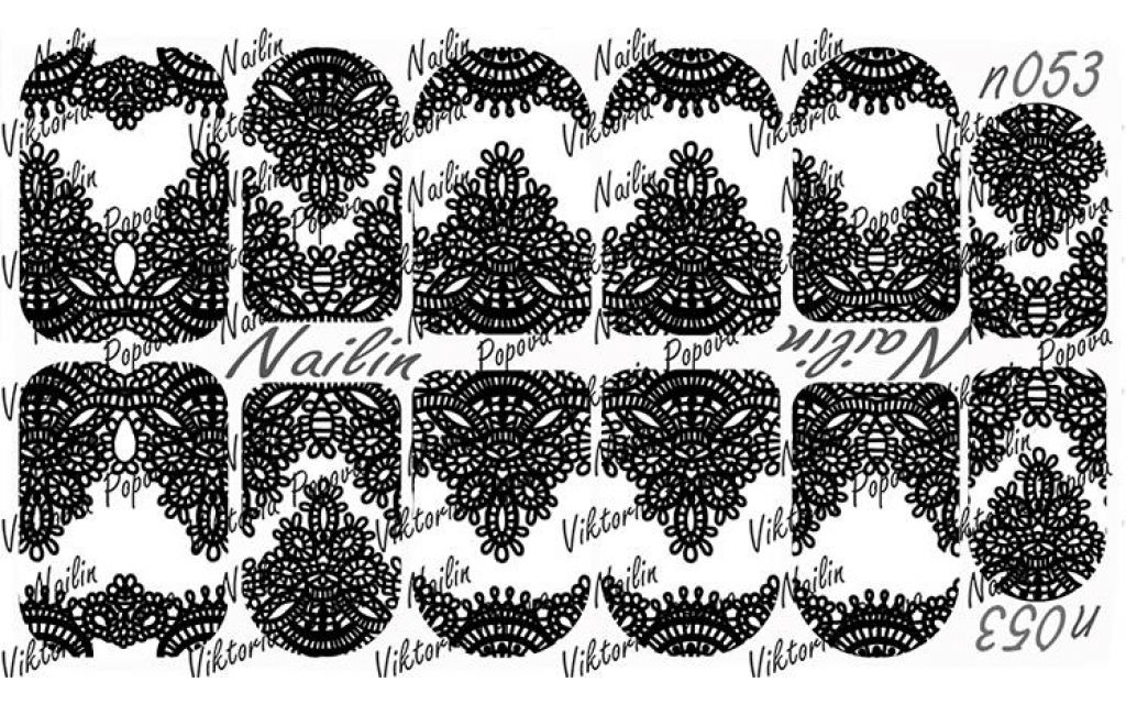 Nailin Wrap design 053
