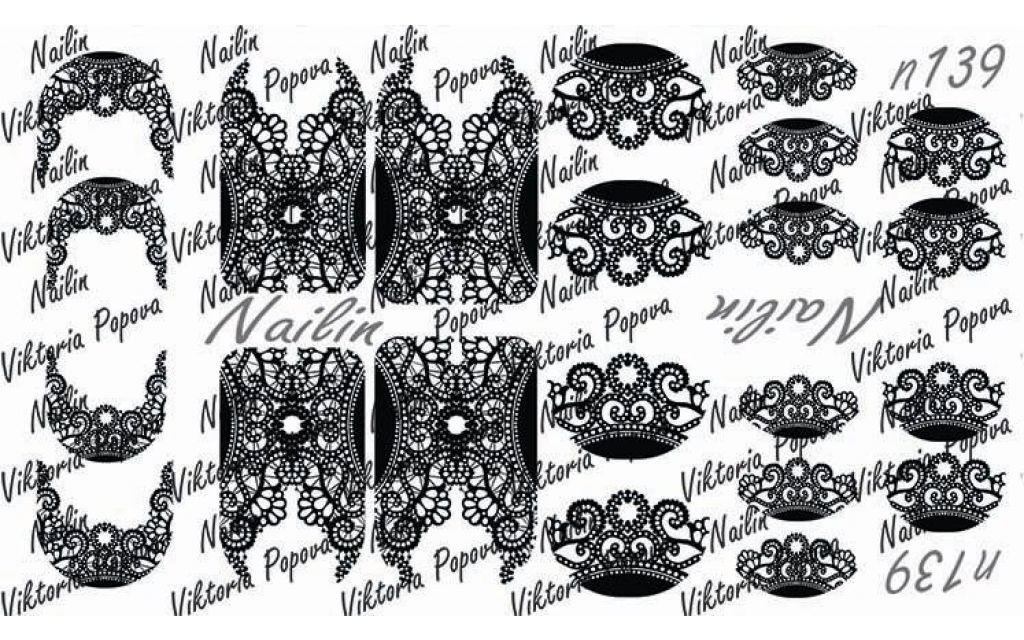 Nailin Wrap design 139
