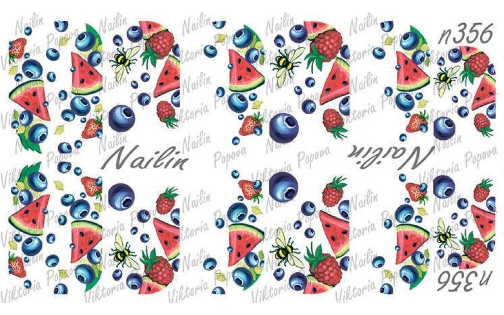 Nailin Wrap design 356