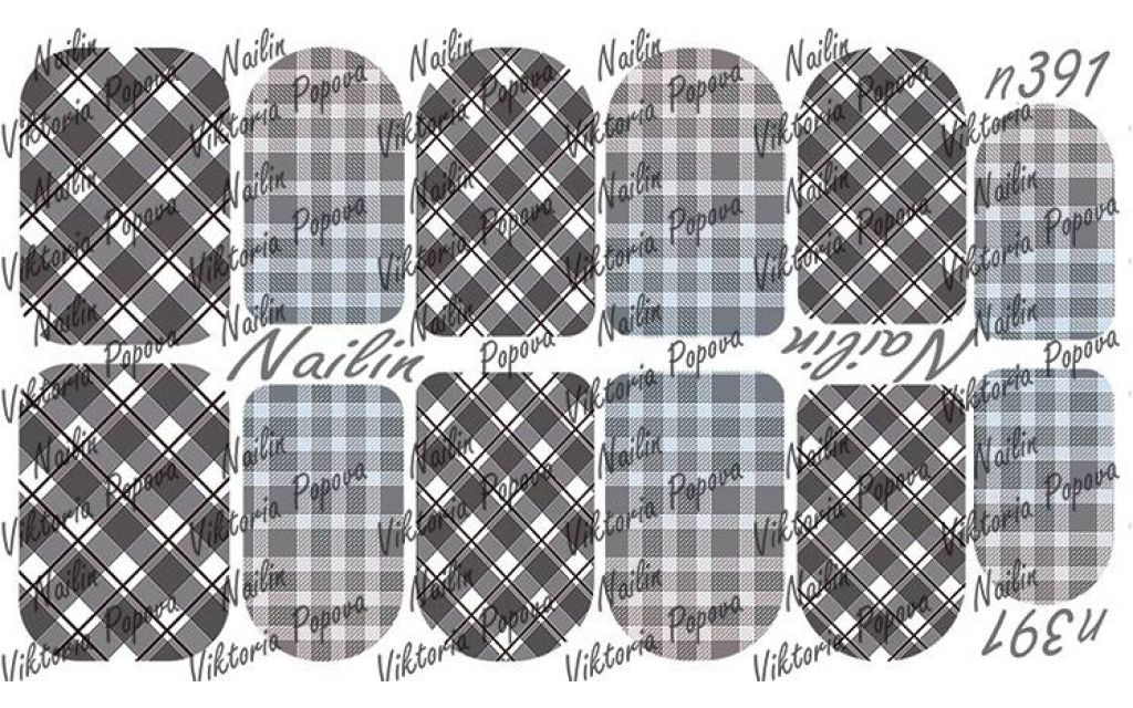 Nailin Wrap design 391
