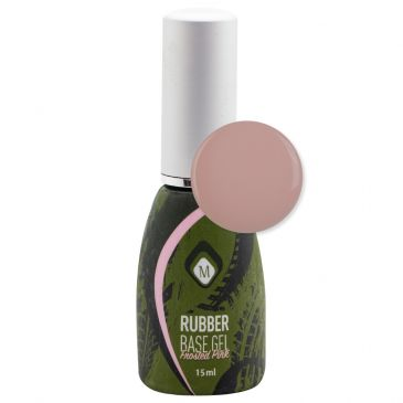 Rubberbase Gel - Frosted Pink