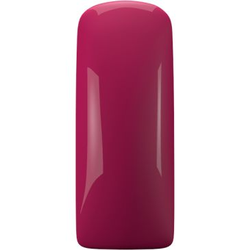 One Coat Colorgel Pink on Fire