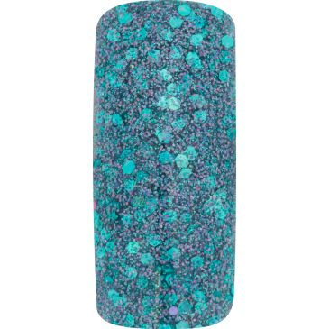 Pro Fomula Coloracryl Blue Glitter Cocktail