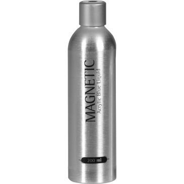 Magnetic Blue Liquid 200 ml.