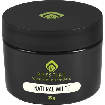 Prestige Acryl Powder Natural White 35 gr.