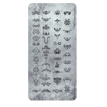 Magnetic Stamping Plate - Ornamental Elements