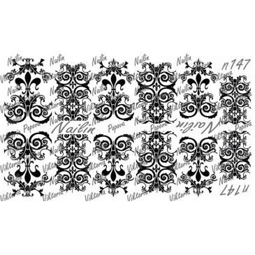 Nailin Wrap design 147