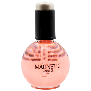 Cuticle oil Peach 75 ml ballonfles