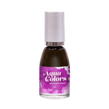 Magnetic Aqua Color Purple 7ml