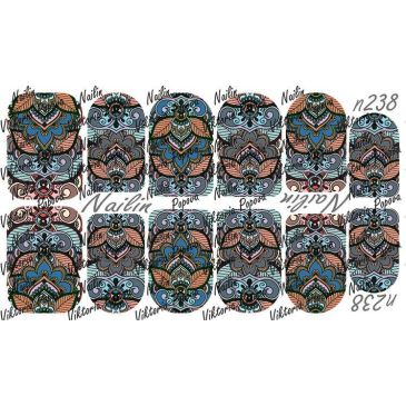 Nailin Wrap design 238