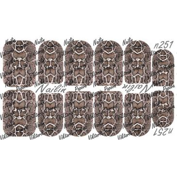 Nailin Wrap design 251