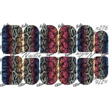 Nailin Wrap design 276