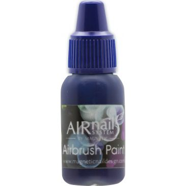 Airbrush Paint Blue 4