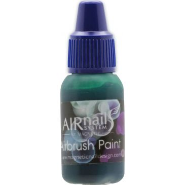 Airbrush Paint Emerald Green 10