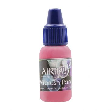 Airbrush Paint - Pink Coral - Nr 14