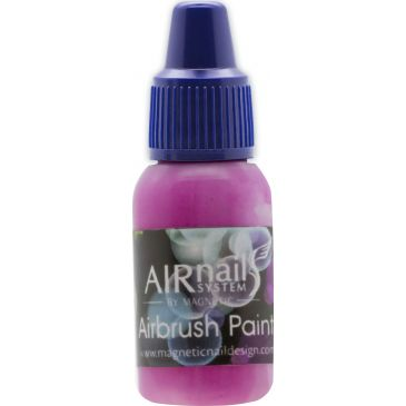 Airbrush Paint Pink Glamour 17