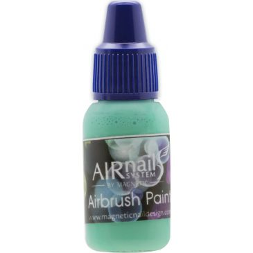 Airbrush Paint Mint Green 19