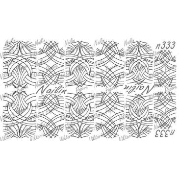 Nailin Wrap design 333