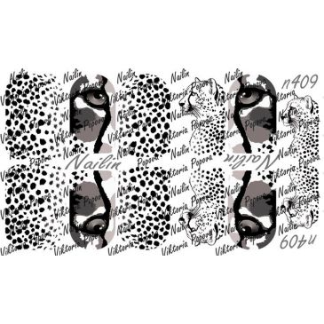 Nailin Wrap design 409