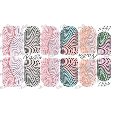 Nailin Wrap design 447