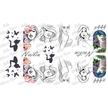 Nailin Wrap design 444