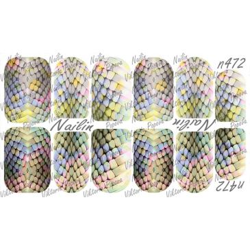 Nailin Wrap design 472