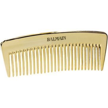 Balmain Golden Pocket Comb - kam