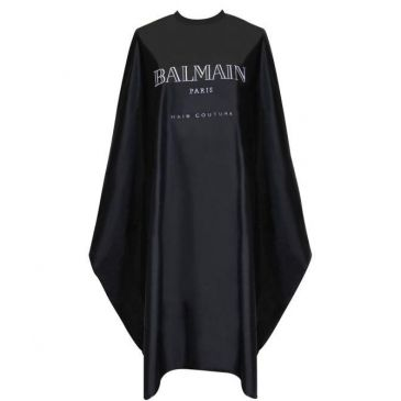Balmain Black Cutting Cape
