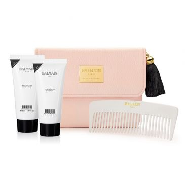 Balmain Cosmetic Bag Pink
