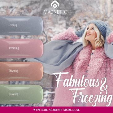 Gelpolish Collectie 'Fabulous&Freezing'