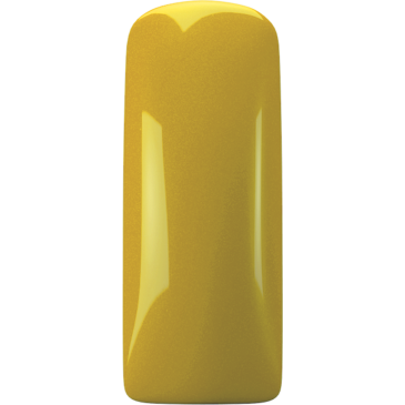 Gelpolish Yellow Glass