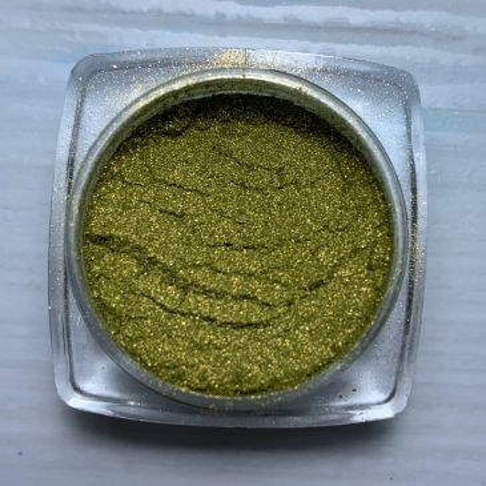 Pigment Green Smoke