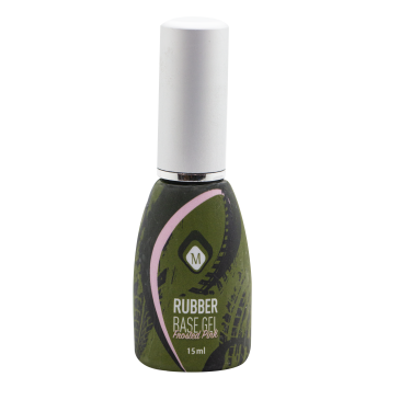 Rubberbase Gel Frosted Pink
