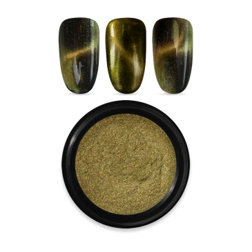 Moyra Cat Eye Pigment Gold