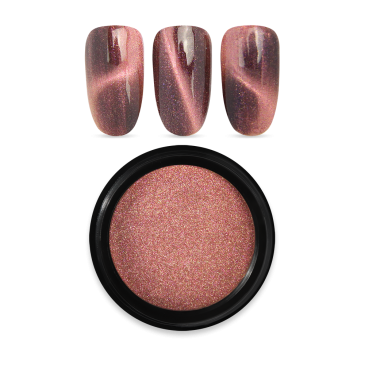 Moyra Cat Eye Pigment Rosé Gold