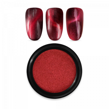 Moyra Cat Eye Pigment Red
