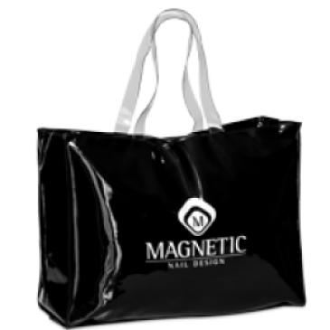 Magnetic Big Shopper Bag