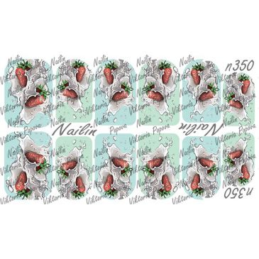 Nailin Wrap design 350