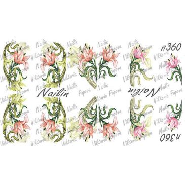 Nailin Wrap design 360