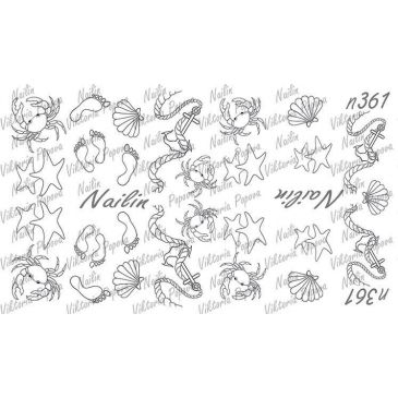 Nailin Wrap design 361