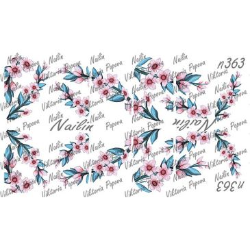 Nailin Wrap design 363
