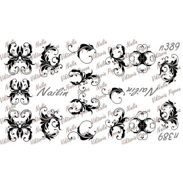 Nailin Wrap design 389