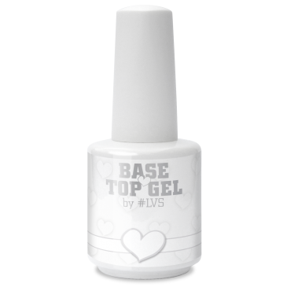 Base & Top Gel 15 ml.