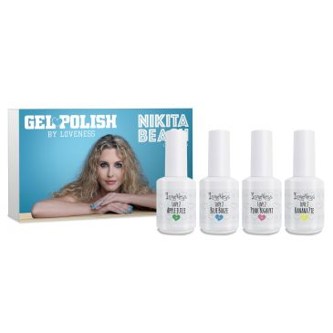 Gelpolish Collection 'Nikita Beach'