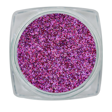 Magnetic Chrome Sparkle Roze